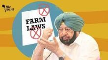 Punjab Assembly Passes 3 Bills on Farm Laws, Now Over to President