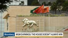 Casinos Continue to disappoint as MGM Latest to Miss Earnings
