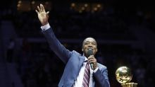 Isiah Thomas has All-Star MVP trophy returned after theft from high school