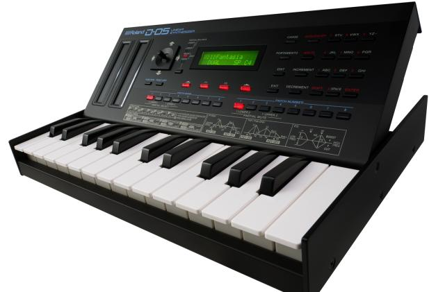 Roland reissues classic D-50 synth for its 'Boutique' line
