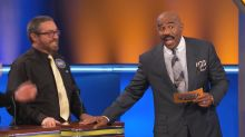 Steve Harvey publicly thanked his penis on 'Family Feud'