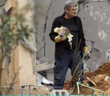 Israel strikes Hamas in Gaza after rocket attack injures British-Israeli family