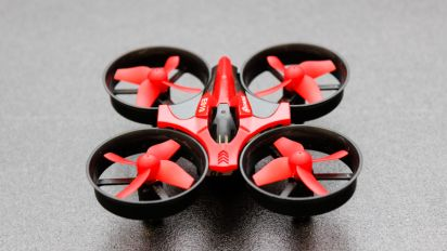 The Eachine E010 drone is a fun and cheap way to learn how to fly