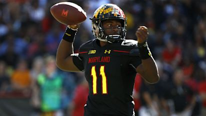 Terps lose another QB to season-ending injury