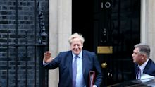 Johnson promises 4,000 buses and HS2 in 'transport revolution'