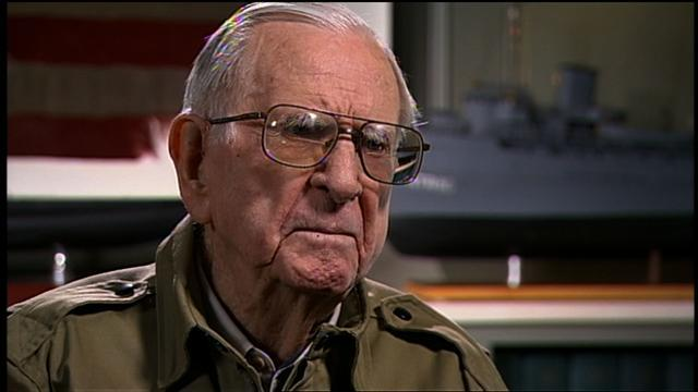 Living history: A WWII vet's tale of memory and healing