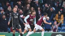 Burnley on the up as Westwood's late strike stuns Leicester
