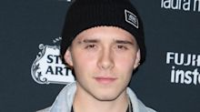 Brooklyn Beckham's got a new giant tattoo and we don't know what to think