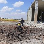 Syrian government opens corridor for civilians in rebel area