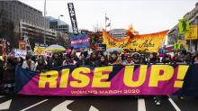 Etats-Unis : Dernière «Marche des femmes» avant la présidentielle