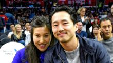 'Walking Dead' Alum Steven Yeun Welcomes a Son With Wife Joana Pak