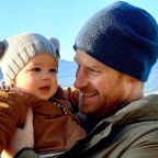 Prince Harry Proudly Says Son Archie Recently 'Saw Snow for the First Time' in Canada