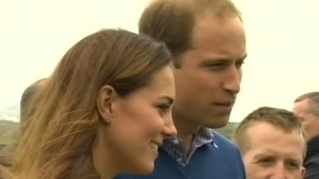 Kate Makes First Public Appearance Post-Birth at Ultra Marathon