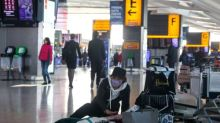 UK travellers scramble to change plans as coronavirus spreads