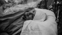 Midwife mom delivered her own baby by C-section — and a photographer captured it all