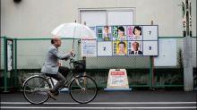 Taifun steuert vor Parlamentswahl am Sonntag auf Japan zu