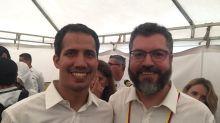 Ato em favor de venezuelanos reúne presidentes e chanceler