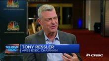 Tony Ressler: Once Trump and China lower noise, we'll have progress on trade