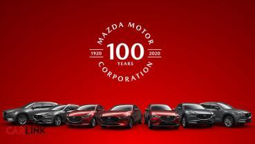 歡慶百週年!MAZDA多款車型享10萬元低額入主專案