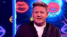 Takeaway guest Gordon Ramsay swears on live TV after promising not to