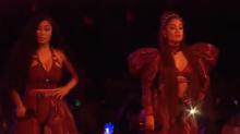 Sound Fails Nicki Minaj and Ariana Grande During Coachella Performance
