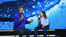 Will Ferrell is back to making fans laugh in his first appearance after car accident