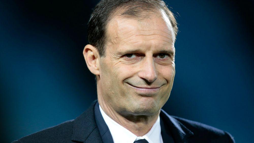 """Juventus, Allegri : """"Monaco est invaincu à domicile ? J'espère que ce ne sera plus le cas demain"""""""