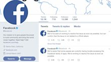 Facebook And Instagram Down: Social Media Giant Turns To Twitter To Announce Problems
