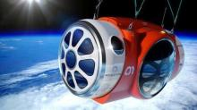 This Capsule May Soon Take You on a Ride to the Stratosphere