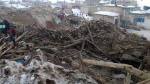 Nueve muertos en el este de Turquía por terremoto con epicentro en Irán