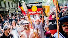Australian ministers under fire for backing 'okay to be white' vote