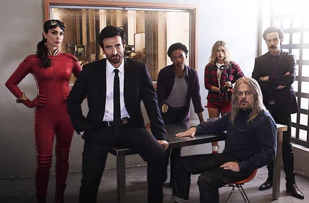 Sony's original series 'Powers' won't return for season three