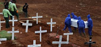 COVID-19 global death toll breaks record