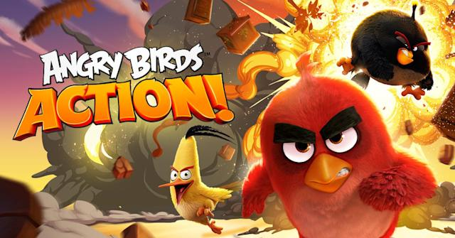'The Angry Birds Movie' credits will unlock game content
