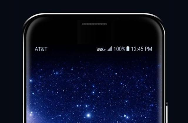 AT&T's Android phones now lie about having 5G
