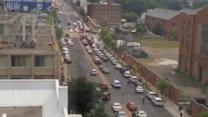 Washington's Navy Yard on Lockdown Amid Reports of 'Active Shooter'