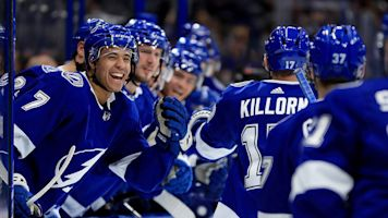 Lightning quietly running away with the league