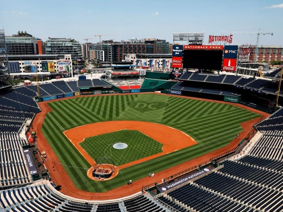 Washington Nationals will host the New York Yankees on Thursday, with Dr. Anthony Fauci scheduled to throw out the first pitch.