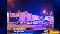 7 shot during rap CD party at nightclub