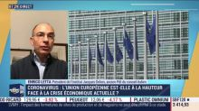 """L'ex-président du Conseil italien Enrico Letta réclame """"un grand plan"""" d'investissement européen"""