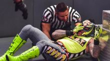 WWE Extreme Rules results: Rey Mysterio 'loses an eye' during match against Seth Rollins