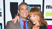 Andy Cohen Calls Kathy Griffin's Accusations of Drug Use '100% False'