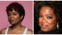 Twitter can't get enough of Oprah's thickalicious lookalike