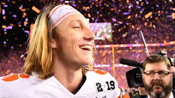 What's not to like about Trevor Lawrence?
