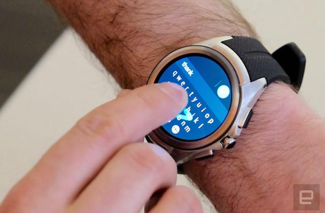 Android's social watch face closes down in September