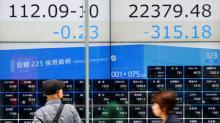 Asia shares slide further as weak China growth adds to woes