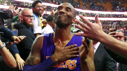 Kobe Bryant is now and forever the NBA's Godfather