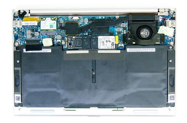 ASUS Zenbook Prime bares all in teardown treatment
