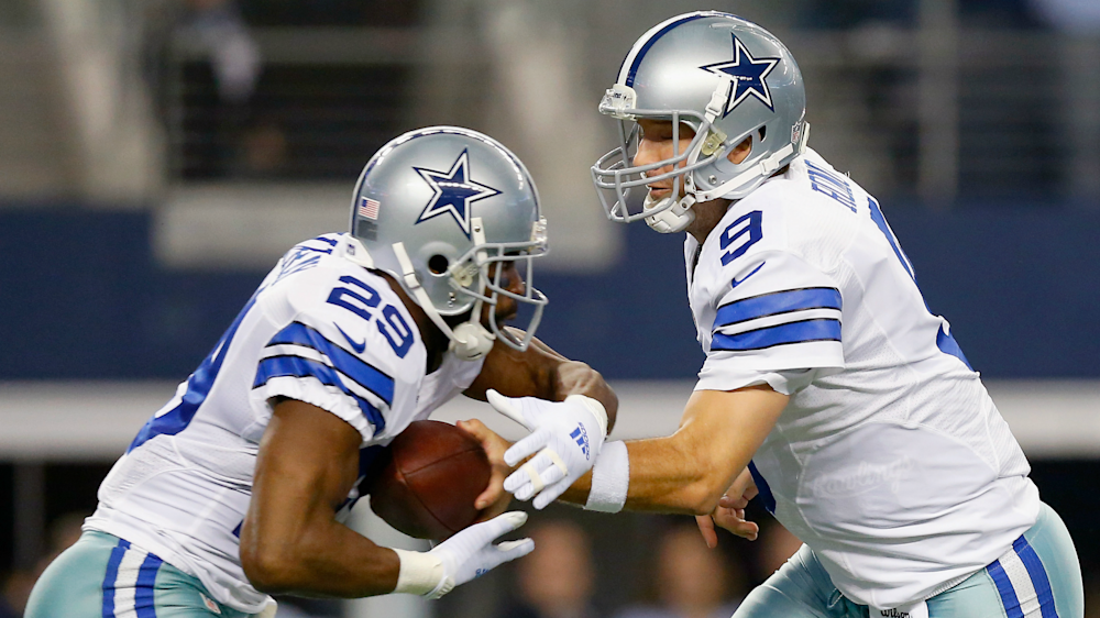 Former Cowboy DeMarco Murray thinks Tony Romo 'still has something left'
