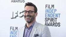Jon Hamm says the 'Top Gun: Maverick' aerial footage is 'mind-blowing'